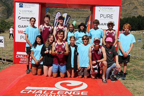 Challenge Wanaka/Otago Secondary School Triathlon