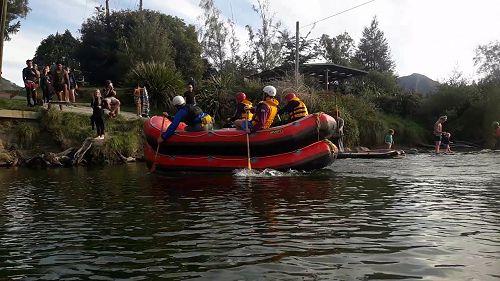 GHS Double Decker Raft