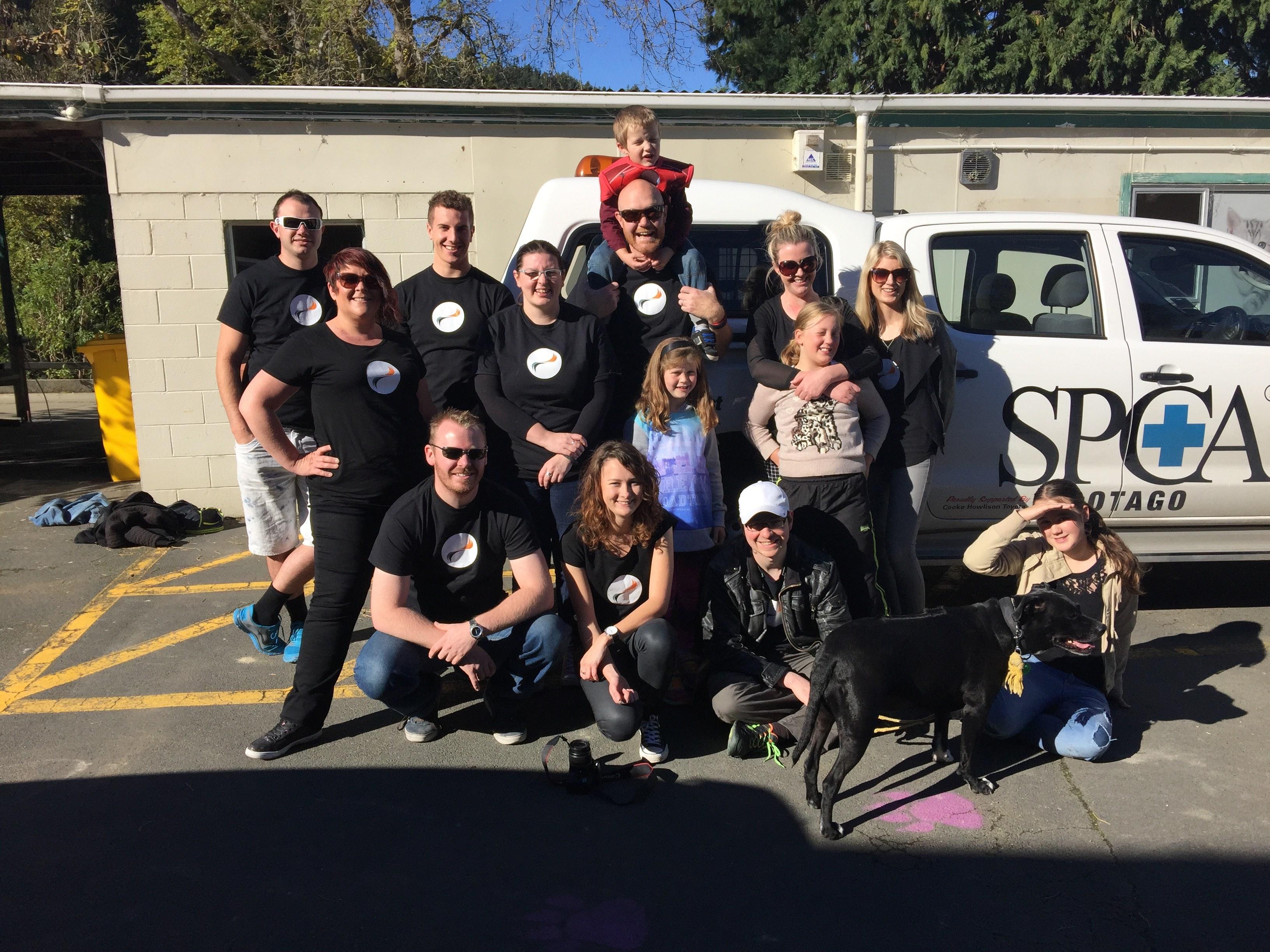 Firebrand SPCA Team Trip.