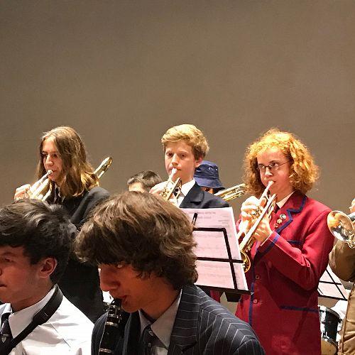 Tobias Devereux - Trumpet
