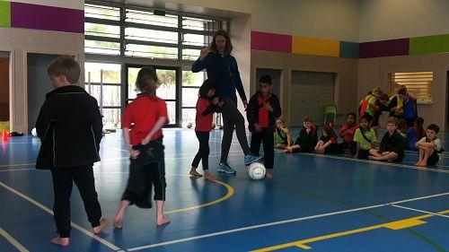 PE - Football Skills
