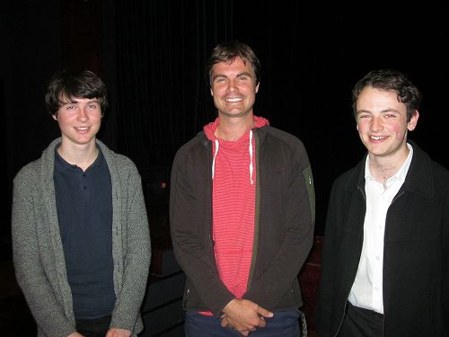 Otago Secondary Schools Film Competition