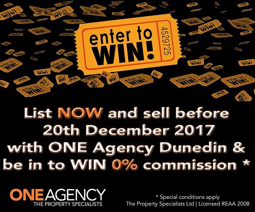 ONE Agency Promotion!