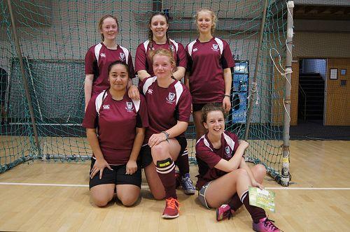 Girls Senior Futsal Team