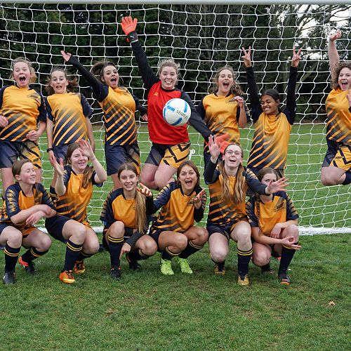 Football Girls 1st XI