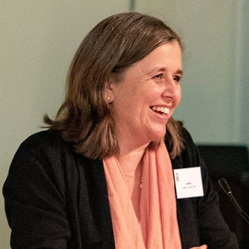 Rev'd Dr Anne Van Gend
