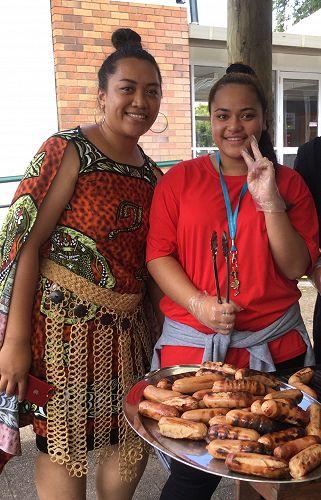 Vetekina Pekipaki and Atu Lolohea