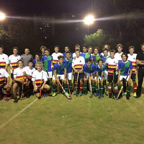 Match at San Fernando