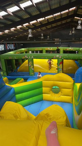 Inflatable World Activity