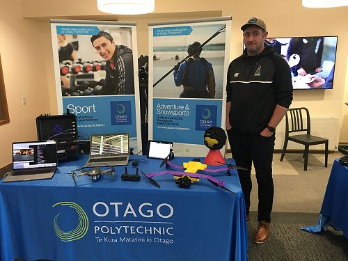 Sports tracking Technology on display at TEXpo