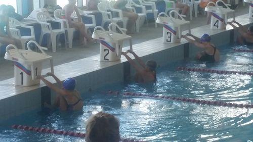 SCPSSA Swimming