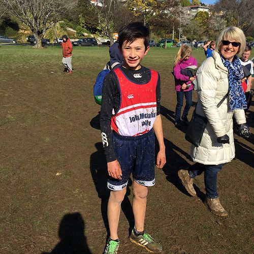 Otago Intermediate Cross Country