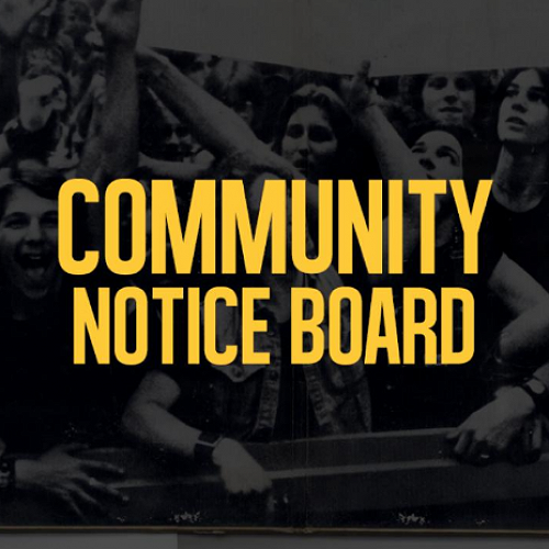 Community Notices