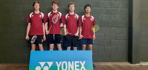 South Island Badminton Champs