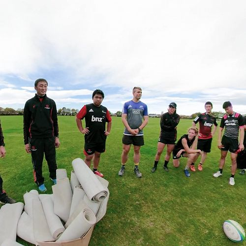 Video: St Bede's International Rugby Programme