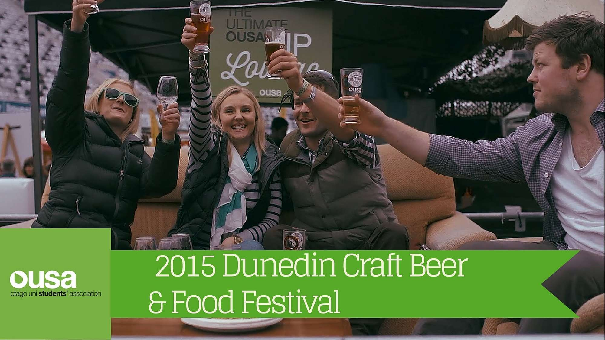 2015 Dunedin Craft Beer and Food Festival Official