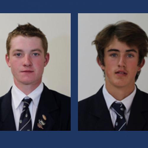 OBHS 'A' Golf Team