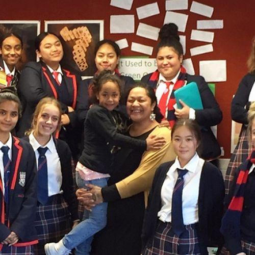 12ENW English Writers' Group Visits