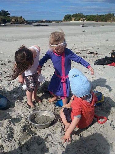 Beach fun at BOV Playgroup