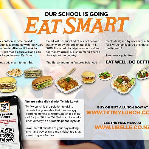 Eat Smart Launch - 2019