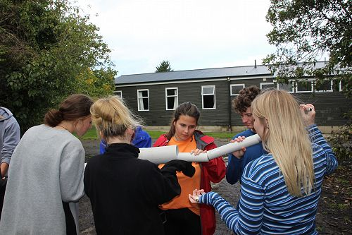 Year 13 Leadership Camp