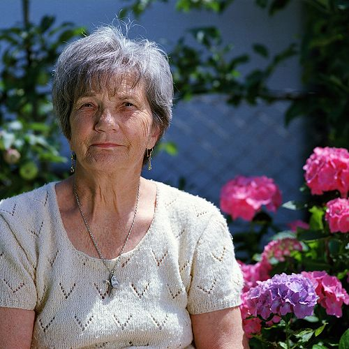 Ageing and embracing faith