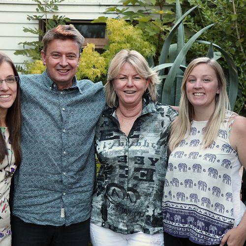 Guidance Team: Jennifer Sanders, Michael Gilchrist, Leanne Buchan, Illa Russell