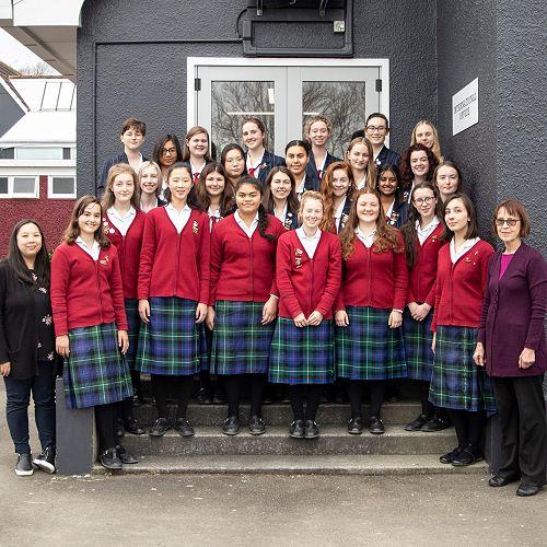 PNGHS Choir