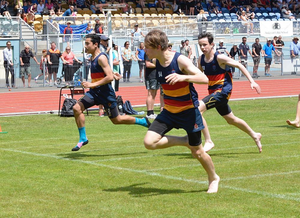 Otago Intermediate Athletics