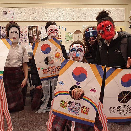 Year 9 Korean