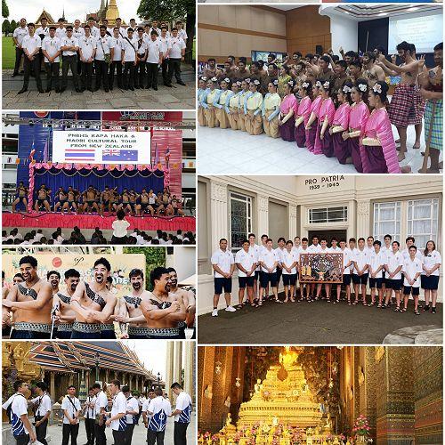 Kapa Haka Thailand Tour