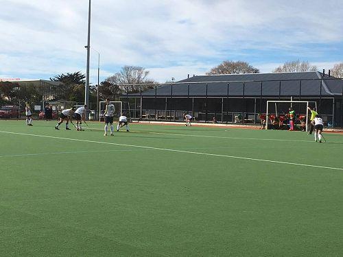 Waitaki Boys' High School Interschool - Hockey
