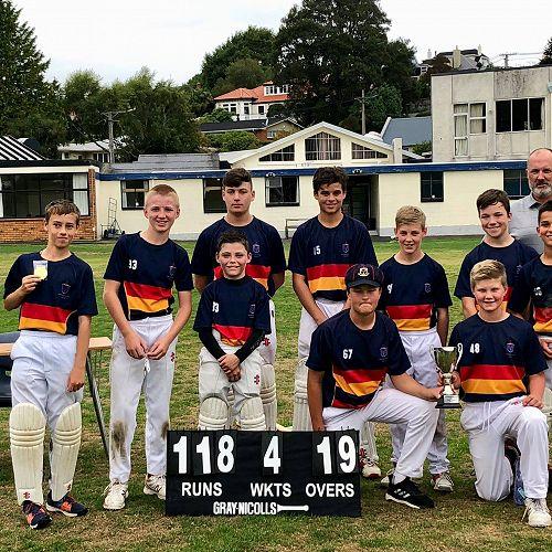 NZCC Team - 2019 Finalists