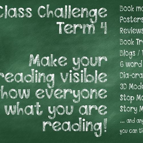 Term 4 Reading Challenge