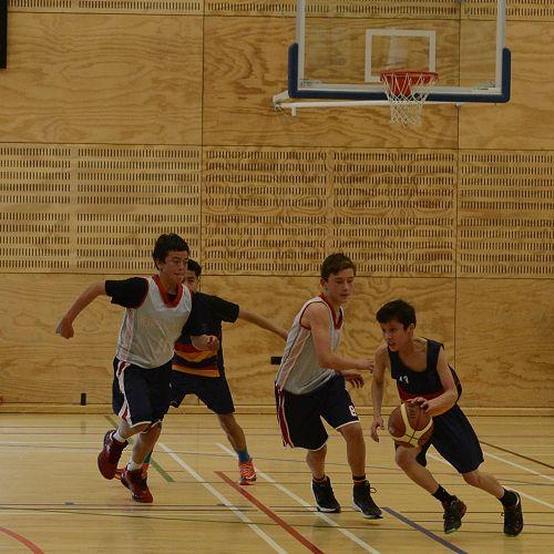 Balmacewen Sport Exchange