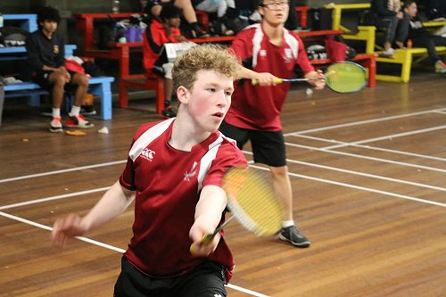 South Island Badminton Champs.