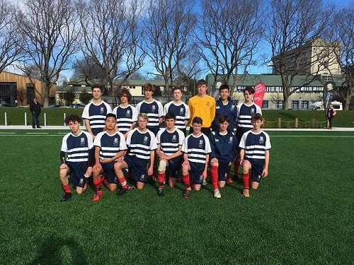 OBHS v WBHS Interschool - 1st XI Football