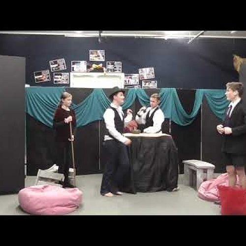 Video: KatiKati College student directed Twelfth Night