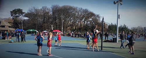 SISS Netball Tournament