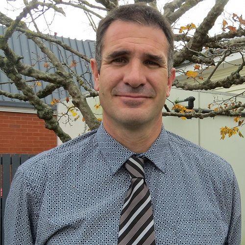 Director of Boarding, Richard Fogarty