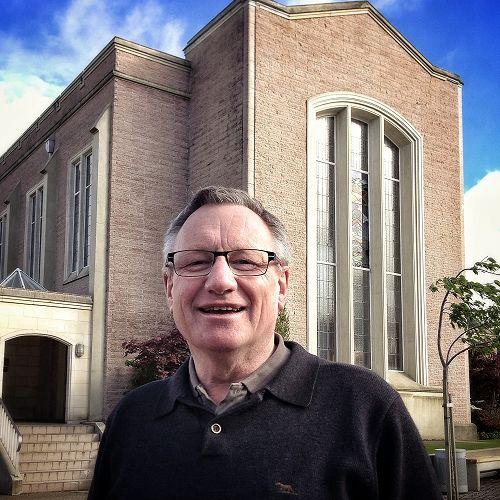 Rev. Barry Kelk - New John McGlashan College Chaplain.
