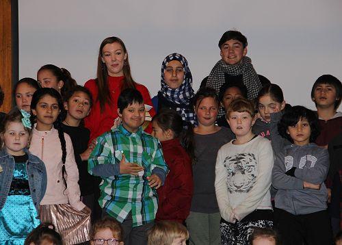 Pine Hill School Visit