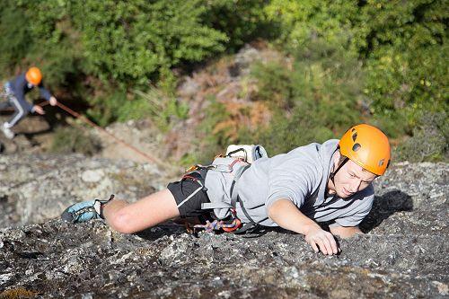 Yr 13 Outdoor EdWanaka Climbing Camp