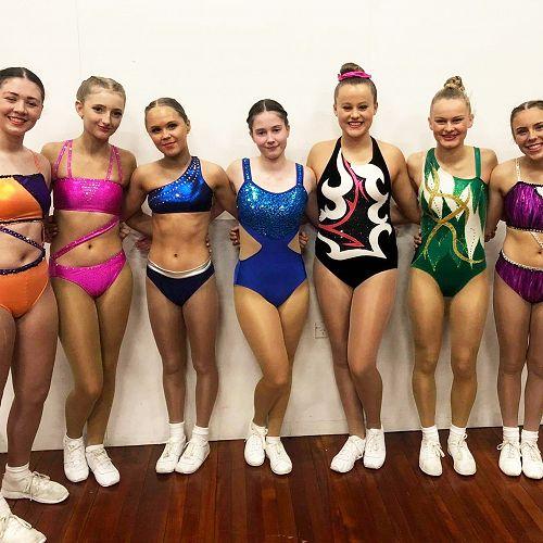 2020 NZCAF National Schools Aerobics Championships