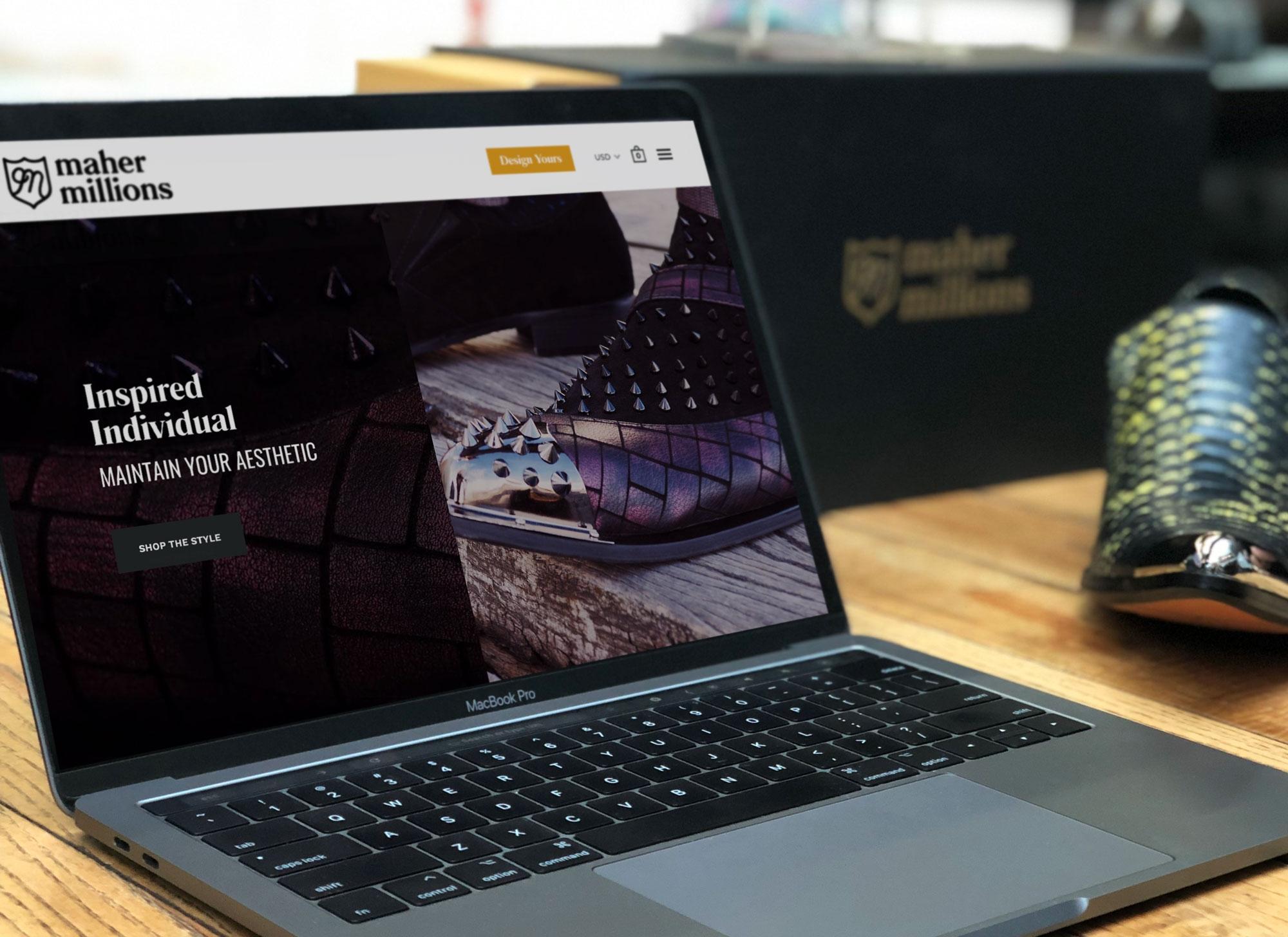Maher Millions - Website