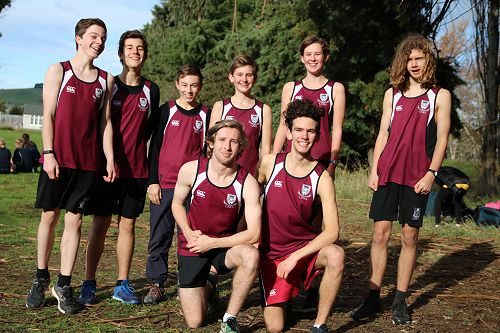 OSSSA Cross Country