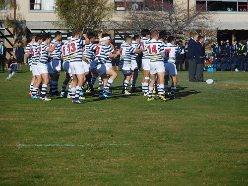 King's Interschool - 1st XV Rugby