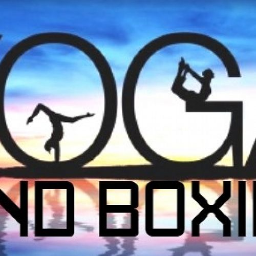Yoga and boxing