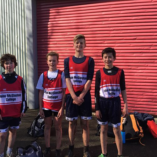 Year 8 Cross-Country team