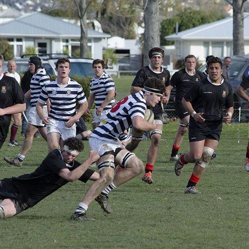 Waitaki Boys' High School Interschool 1st XV Rugby